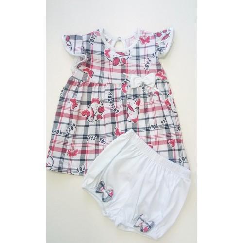 Летни дрехи за момичета